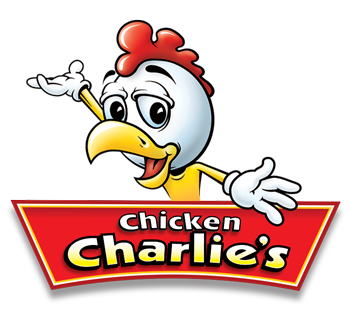 Chicken Charlie's Del Mar logo top